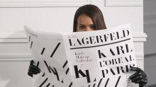 Karl Lagerfeld: Posthume Make-up-Kollektion wird erscheinen