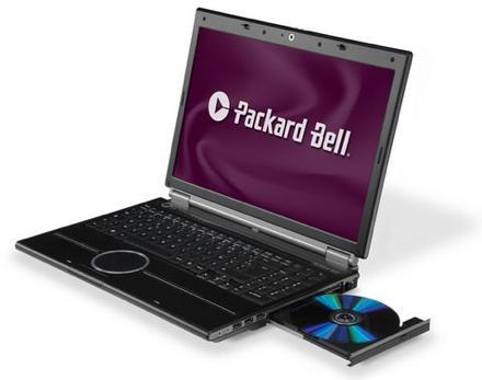 Packard Bell sneaks into Santa Rosa with the EasyNote SB85 and SB86
