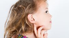 Mum sparks fierce debate about getting her four-year-old daughter's ears pierced