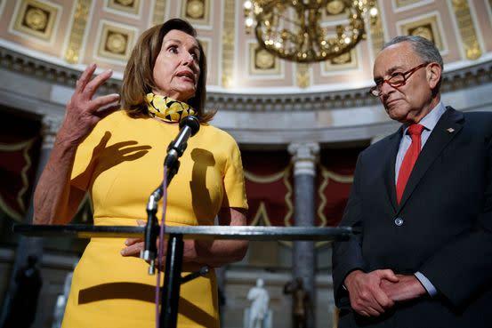 White House, Democrats remain