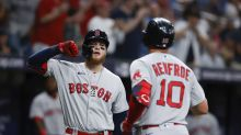 Rays top Red Sox 3-2 for 3-game sweep, widen lead in East