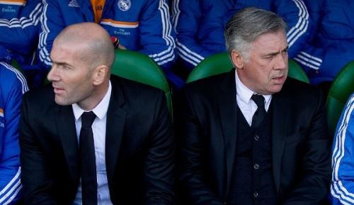 Champions League: Ancelotti und Zidane: Meister und Schüler