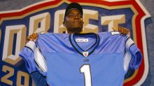 Lions draft bust Charles Rogers blames Vicodin and injuries, not marijuana, for failed career