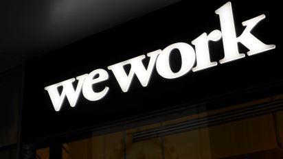 WeWork board 'accept Softbank takeover bid'