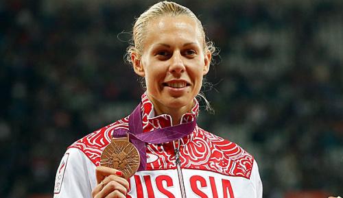 Leichtathletik: Doping: Siebenkämpferin Tschernowa verliert Olympia-Bronze 2008