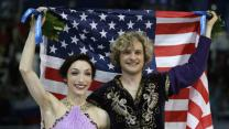 Golden Performance for American Ice Dancers