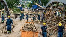 THW berichtet von Angriffen auf Einsatzkräfte in Hochwassergebieten