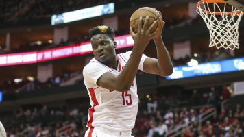 Clint Capela 'bound' for success with Rockets