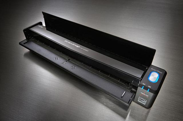 Fujitsu ScanSnap iX100 Delivers Best In Class Mobile Scanning