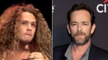 Weeks After Luke Perry's Death, Son Jack Returns to Wrestling as Daughter Sophie Flies Back to Africa