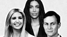 Kim Kardashian West Stopped by Jared and Ivanka's House