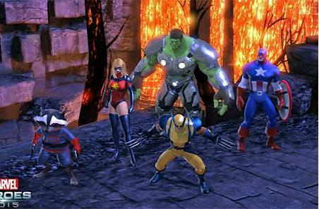 Marvel Heroes' Brevik thanks community, touts anniversary infographic