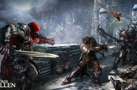 Lords of the Fallen heads to the library in winter DLC pack