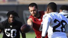 Offseason bonding helps Derek Carr with Raiders teammates