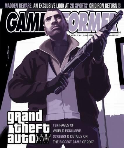GTA IV briefing in Game Informer, multiplayer and more