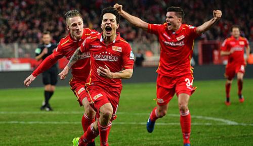 2. Liga: Union steuert nach Heimsieg weiter auf Aufstiegskurs