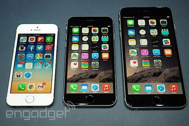 Apple vende iPhones como rosquillas pero los iPads siguen atascados