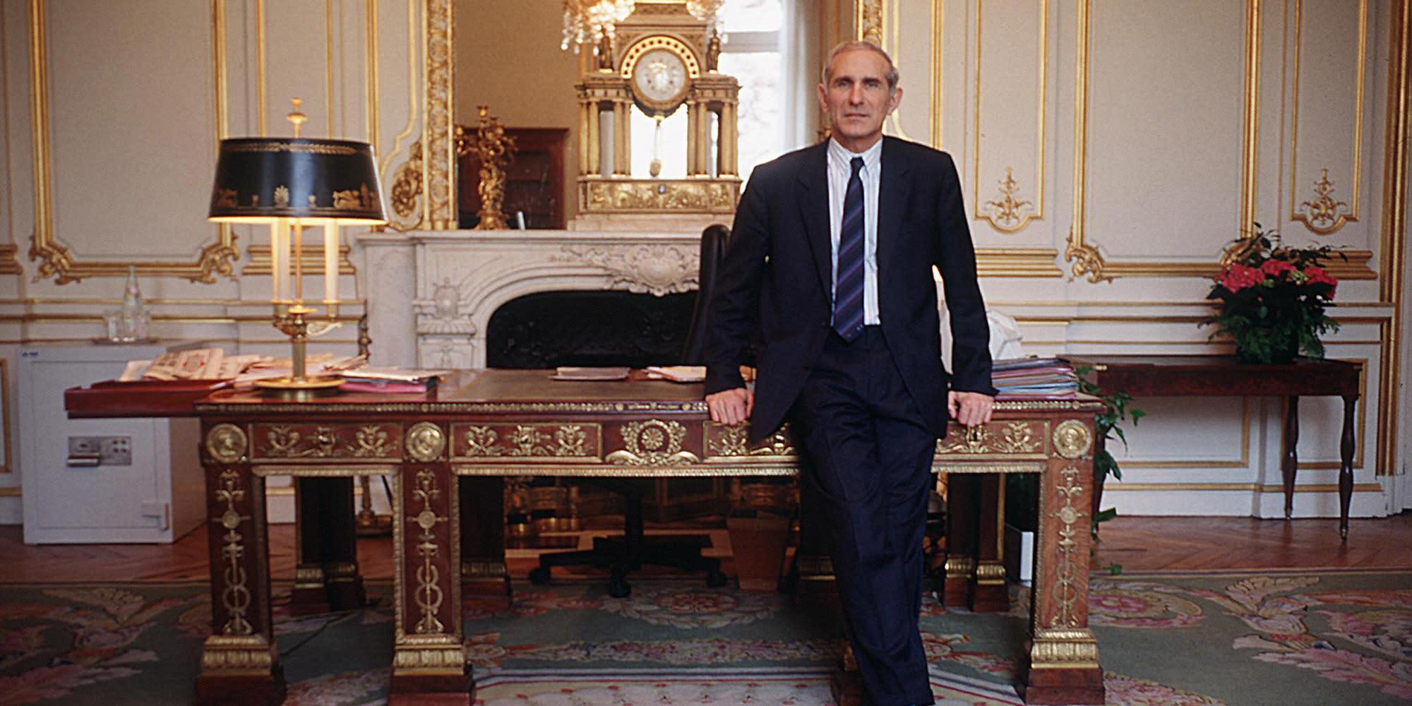Paul Quilès, ancien ministre de François Mitterrand, annoncé mort par erreur