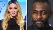 Idris Elba denies that he is dating Madonna