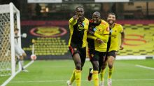 Welbeck wonder goal takes Watford away from drop zone