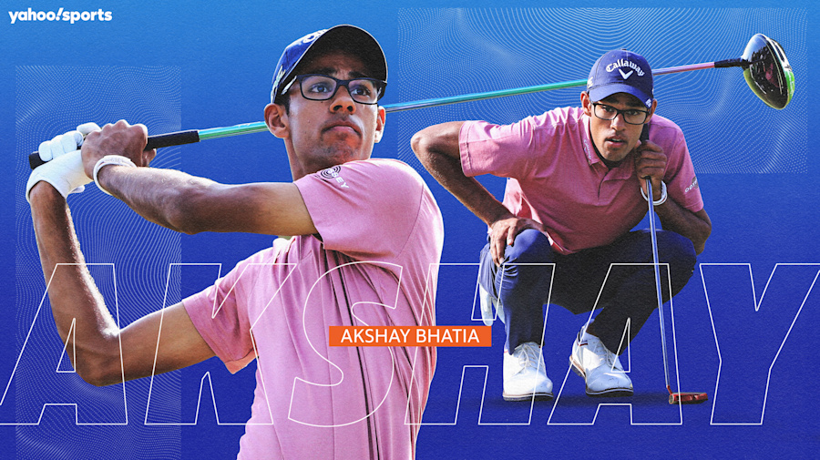 What's in a name: For PGA's Akshay Bhatia, a lot