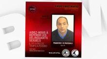 """François di Pasquali, condamné pour viol, est l'un des """"fugitifs les plus recherchés d'Europe"""""""