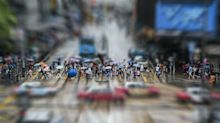 Hong Kongers are the world's most active walkers