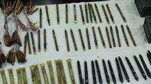 """Afghanische Polizei beschlagnahmt Dutzende """"Schießkugelschreiber"""""""