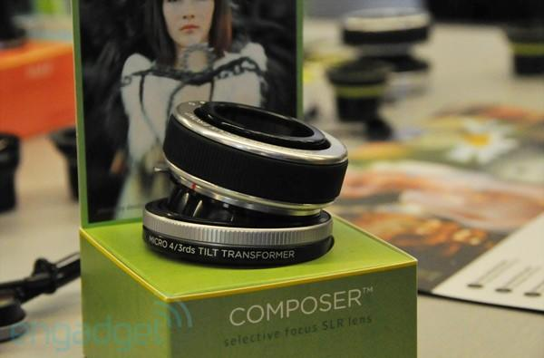 Lensbaby rolls out Composer with Tilt Transformer kit for Micro Four Thirds, Sony NEX cameras (hands-on)