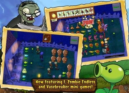 Plants vs. Zombies updated with new mode