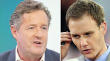 Piers Morgan and Dan Walker are having at it on Twitter