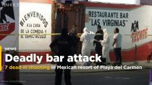 Street-level drug dealing behind Mexico resort killings