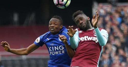 Foot - ANG - Leicester : Ahmed Musa soupçonné de violences conjugales