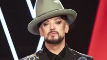 Boy George hits back at claims he was 'dumped' from The Voice