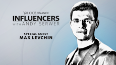Max Levchin joins Influencers with Andy Serwer