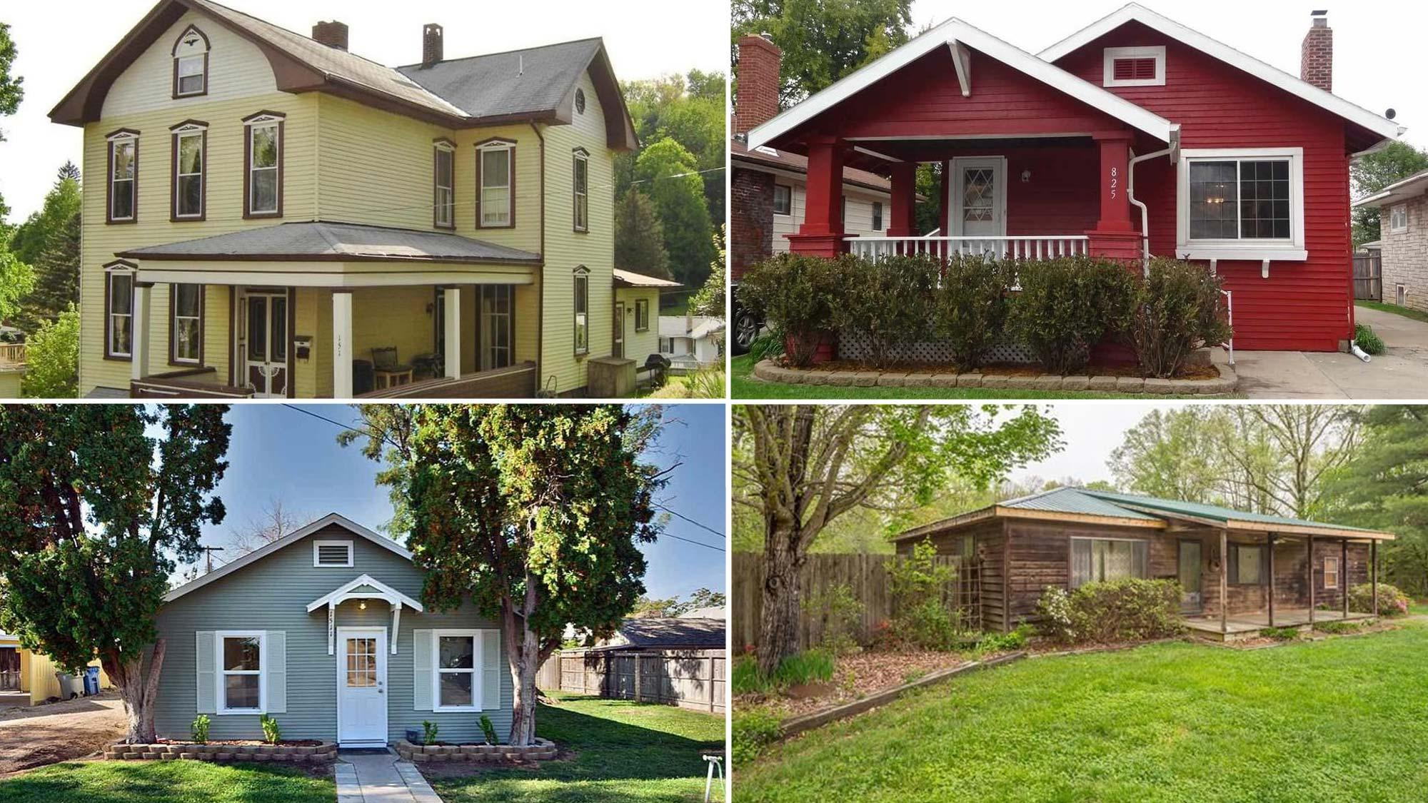 Here s proof affordability can be awesome 10 homes under for Can you build a house for 100k