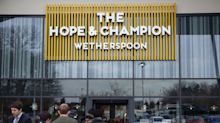 Wetherspoons Offers One-Day Discount Of 7.5 Percent In VAT Protest
