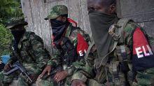 Guerrilla del ELN propone a presidente de Colombia cese al fuego bilateral de 90 días