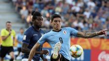 El uruguayo Darwin Núñez, el fichaje más caro del fútbol portugués