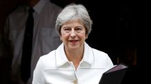 Stand together, Britain's May calls for unity on Brexit