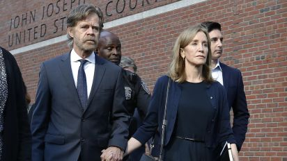 What Felicity Huffman's life in prison will be like