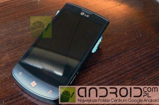 LG's E900 shows off handsome looks on video (update: translation woes)