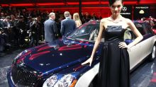 Mercedes Sees a New Bumper Year in China After Edging Out Audi