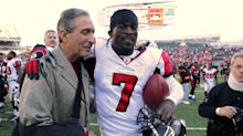 Falcons' Arthur Blank on Michael Vick: 'Deeply disappointed and betrayed'