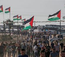 Israel intercepts Gaza rocket after weeks of calm