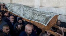 Aiia tearfully farewelled in Israel