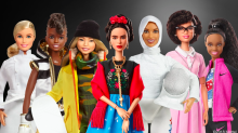 Barbie is launching 17 new badass dolls modelled on historical and modern-day heroines