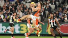 Cameron lauds gutsy Giants after AFL win