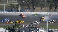 First stage of Daytona 500 ends with crash that takes out top contenders