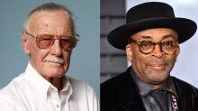 Spike Lee proclaims 'I'm alive' after newspaper's Stan Lee headline gaffe